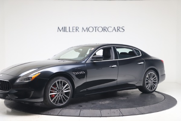 New 2022 Maserati Quattroporte Modena Q4 for sale $128,775 at Alfa Romeo of Westport in Westport CT 06880 2