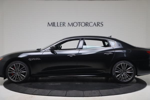 New 2022 Maserati Quattroporte Modena Q4 for sale $128,775 at Alfa Romeo of Westport in Westport CT 06880 3