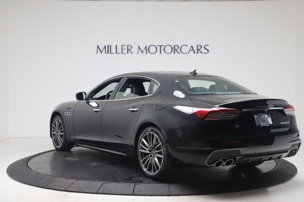 New 2022 Maserati Quattroporte Modena Q4 for sale $128,775 at Alfa Romeo of Westport in Westport CT 06880 5