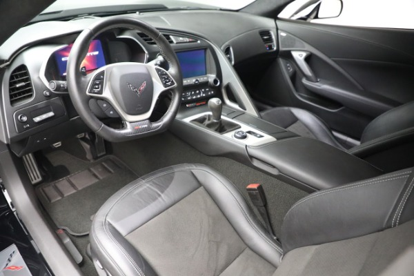 Used 2016 Chevrolet Corvette Z06 for sale $85,900 at Alfa Romeo of Westport in Westport CT 06880 13