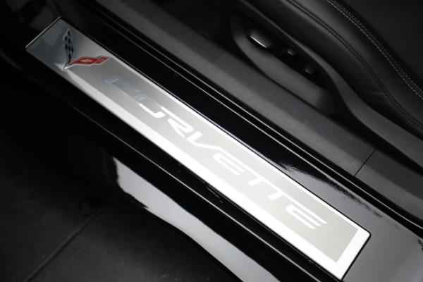 Used 2016 Chevrolet Corvette Z06 for sale $85,900 at Alfa Romeo of Westport in Westport CT 06880 21