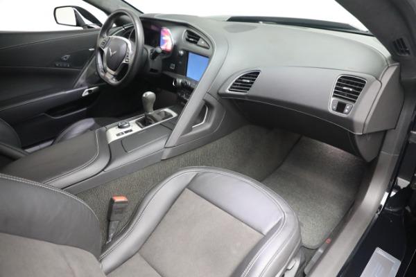 Used 2016 Chevrolet Corvette Z06 for sale $85,900 at Alfa Romeo of Westport in Westport CT 06880 22