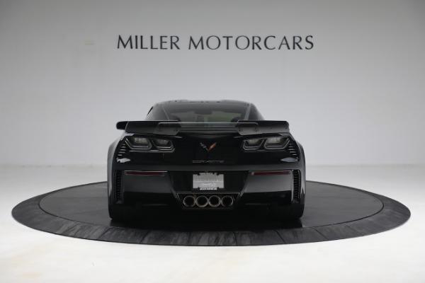 Used 2016 Chevrolet Corvette Z06 for sale $85,900 at Alfa Romeo of Westport in Westport CT 06880 5