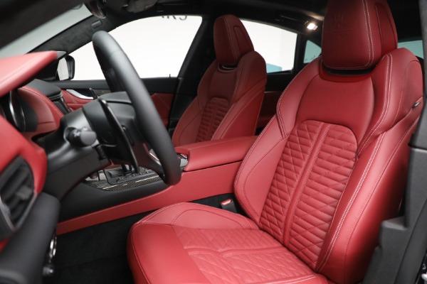 New 2022 Maserati Levante Trofeo for sale $155,045 at Alfa Romeo of Westport in Westport CT 06880 15