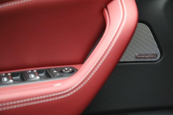 New 2022 Maserati Levante Trofeo for sale $155,045 at Alfa Romeo of Westport in Westport CT 06880 19
