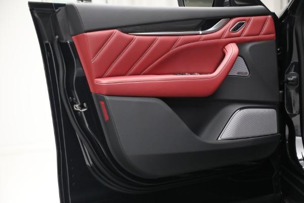New 2022 Maserati Levante Trofeo for sale $155,045 at Alfa Romeo of Westport in Westport CT 06880 21