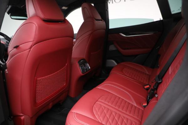 New 2022 Maserati Levante Trofeo for sale $155,045 at Alfa Romeo of Westport in Westport CT 06880 22