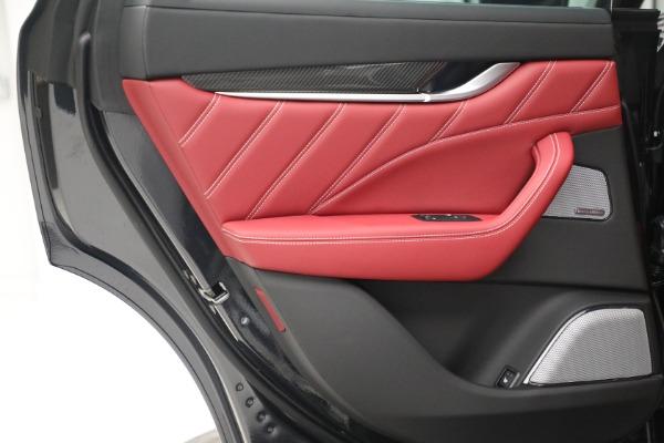 New 2022 Maserati Levante Trofeo for sale $155,045 at Alfa Romeo of Westport in Westport CT 06880 25