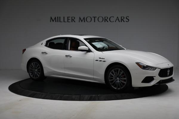 New 2022 Maserati Ghibli Modena Q4 for sale $86,645 at Alfa Romeo of Westport in Westport CT 06880 10