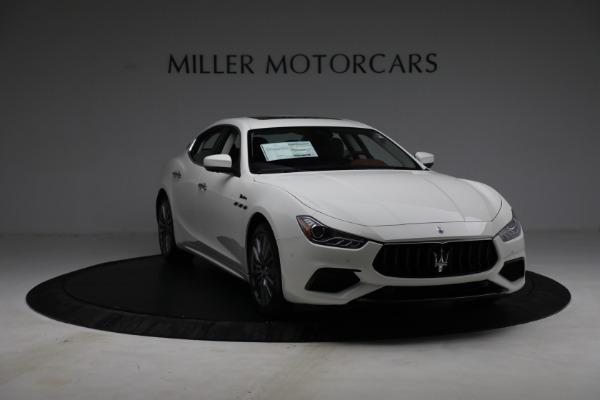 New 2022 Maserati Ghibli Modena Q4 for sale $86,645 at Alfa Romeo of Westport in Westport CT 06880 11