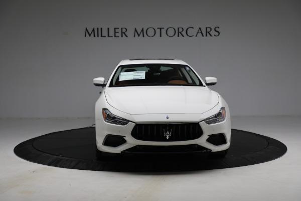 New 2022 Maserati Ghibli Modena Q4 for sale $86,645 at Alfa Romeo of Westport in Westport CT 06880 12