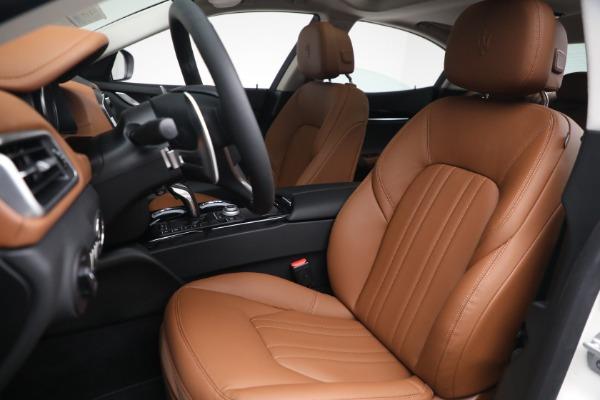New 2022 Maserati Ghibli Modena Q4 for sale $86,645 at Alfa Romeo of Westport in Westport CT 06880 15