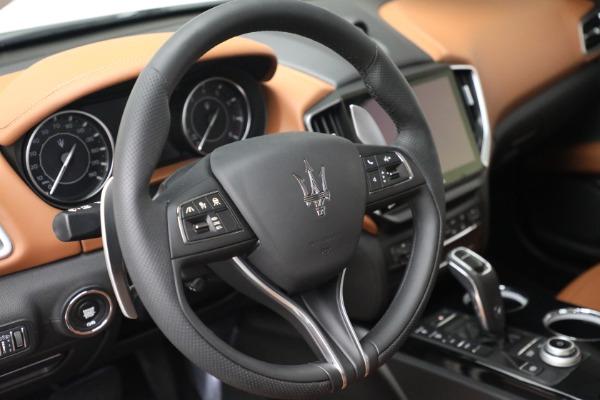 New 2022 Maserati Ghibli Modena Q4 for sale $86,645 at Alfa Romeo of Westport in Westport CT 06880 17