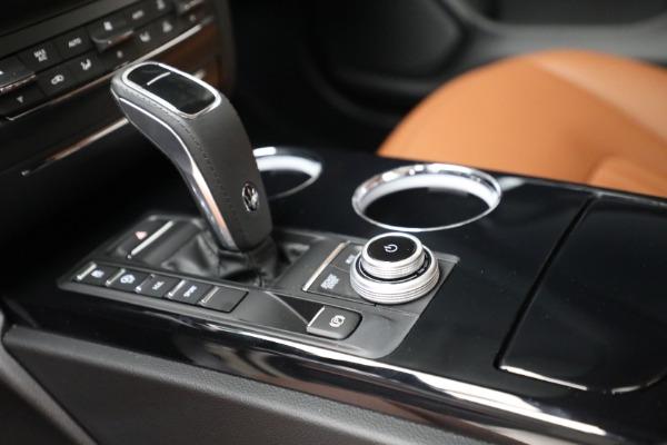 New 2022 Maserati Ghibli Modena Q4 for sale $86,645 at Alfa Romeo of Westport in Westport CT 06880 18
