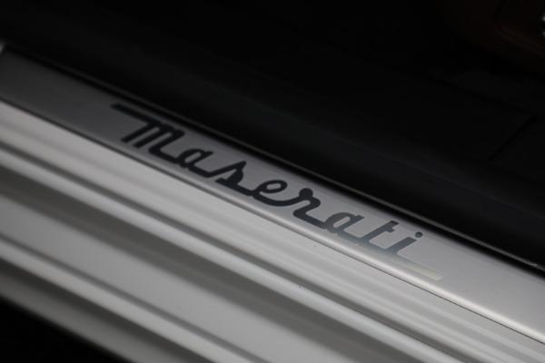 New 2022 Maserati Ghibli Modena Q4 for sale $86,645 at Alfa Romeo of Westport in Westport CT 06880 19