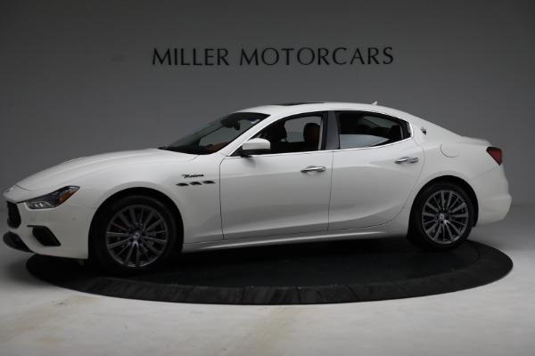 New 2022 Maserati Ghibli Modena Q4 for sale $86,645 at Alfa Romeo of Westport in Westport CT 06880 2