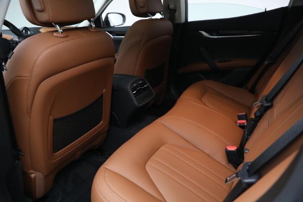 New 2022 Maserati Ghibli Modena Q4 for sale $86,645 at Alfa Romeo of Westport in Westport CT 06880 21