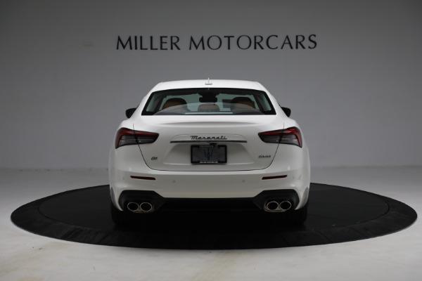 New 2022 Maserati Ghibli Modena Q4 for sale $86,645 at Alfa Romeo of Westport in Westport CT 06880 6