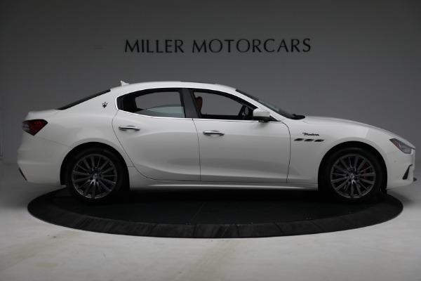 New 2022 Maserati Ghibli Modena Q4 for sale $86,645 at Alfa Romeo of Westport in Westport CT 06880 9
