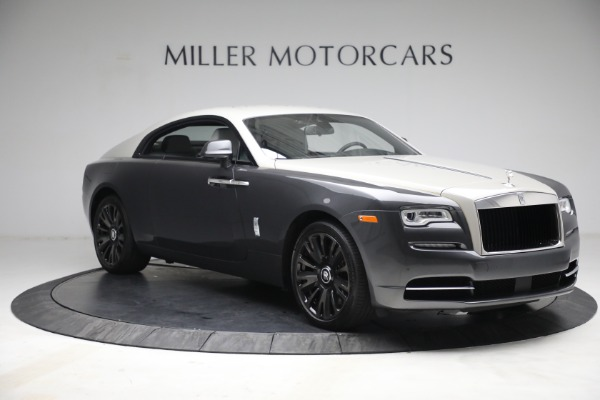 Used 2020 Rolls-Royce Wraith for sale Call for price at Alfa Romeo of Westport in Westport CT 06880 12