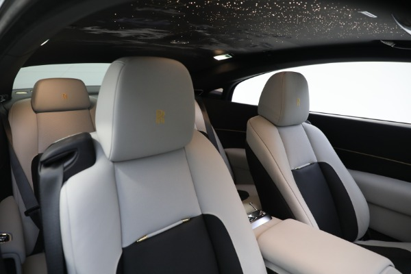 Used 2020 Rolls-Royce Wraith for sale Call for price at Alfa Romeo of Westport in Westport CT 06880 17