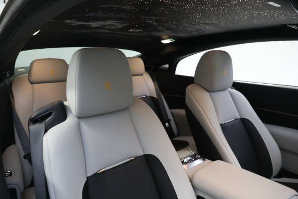 Used 2020 Rolls-Royce Wraith for sale Call for price at Alfa Romeo of Westport in Westport CT 06880 18