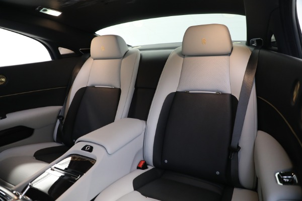 Used 2020 Rolls-Royce Wraith for sale Call for price at Alfa Romeo of Westport in Westport CT 06880 19