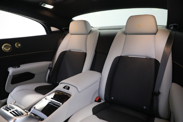 Used 2020 Rolls-Royce Wraith for sale Call for price at Alfa Romeo of Westport in Westport CT 06880 20