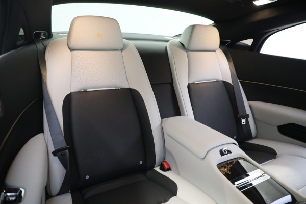 Used 2020 Rolls-Royce Wraith for sale Call for price at Alfa Romeo of Westport in Westport CT 06880 21