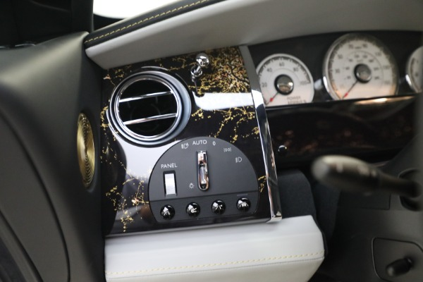 Used 2020 Rolls-Royce Wraith for sale Call for price at Alfa Romeo of Westport in Westport CT 06880 27