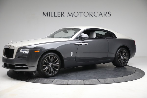 Used 2020 Rolls-Royce Wraith for sale Call for price at Alfa Romeo of Westport in Westport CT 06880 3