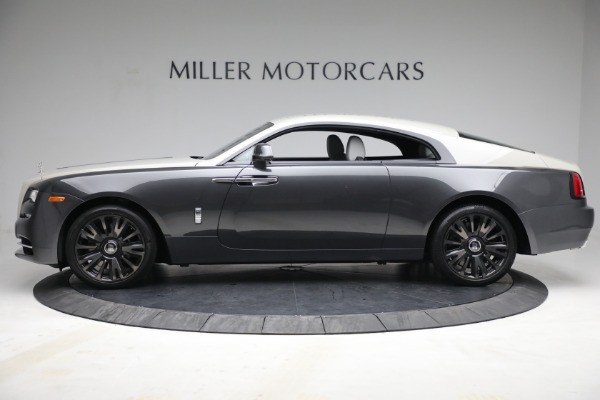 Used 2020 Rolls-Royce Wraith for sale Call for price at Alfa Romeo of Westport in Westport CT 06880 4