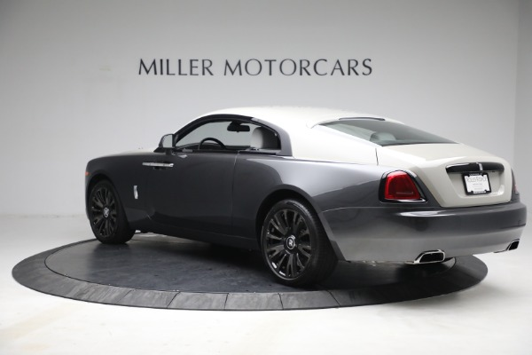 Used 2020 Rolls-Royce Wraith for sale Call for price at Alfa Romeo of Westport in Westport CT 06880 5