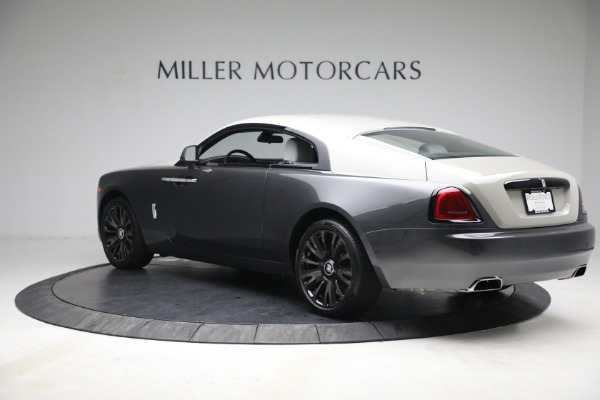 Used 2020 Rolls-Royce Wraith for sale Call for price at Alfa Romeo of Westport in Westport CT 06880 6