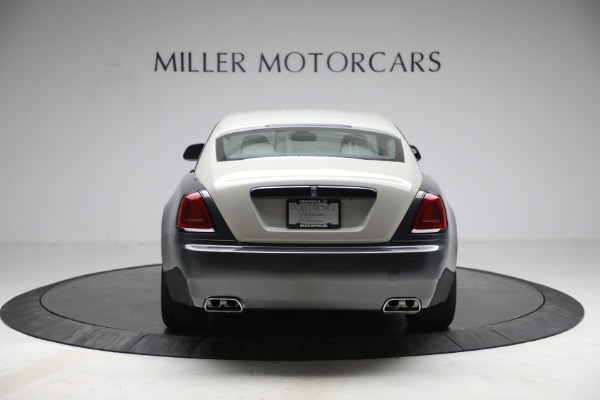 Used 2020 Rolls-Royce Wraith for sale Call for price at Alfa Romeo of Westport in Westport CT 06880 7