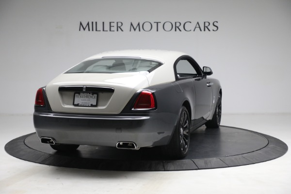 Used 2020 Rolls-Royce Wraith for sale Call for price at Alfa Romeo of Westport in Westport CT 06880 8