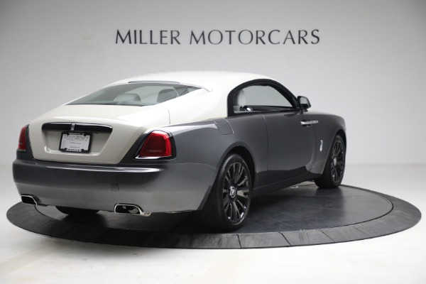 Used 2020 Rolls-Royce Wraith for sale Call for price at Alfa Romeo of Westport in Westport CT 06880 9