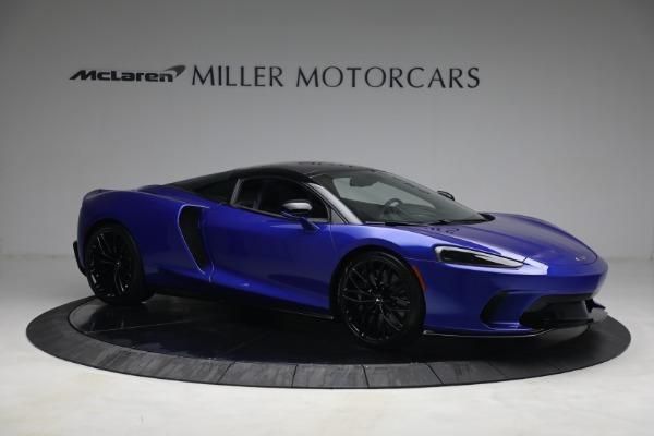 New 2022 McLaren GT Luxe for sale $228,080 at Alfa Romeo of Westport in Westport CT 06880 10