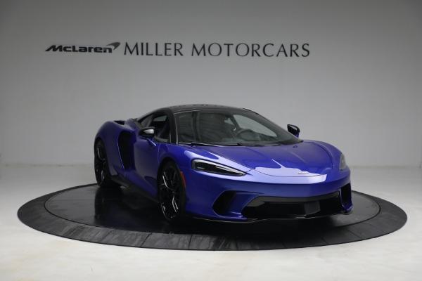 New 2022 McLaren GT Luxe for sale $228,080 at Alfa Romeo of Westport in Westport CT 06880 11