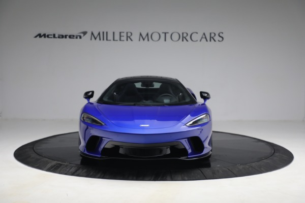 New 2022 McLaren GT Luxe for sale $228,080 at Alfa Romeo of Westport in Westport CT 06880 12