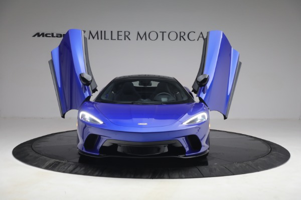 New 2022 McLaren GT Luxe for sale $228,080 at Alfa Romeo of Westport in Westport CT 06880 13
