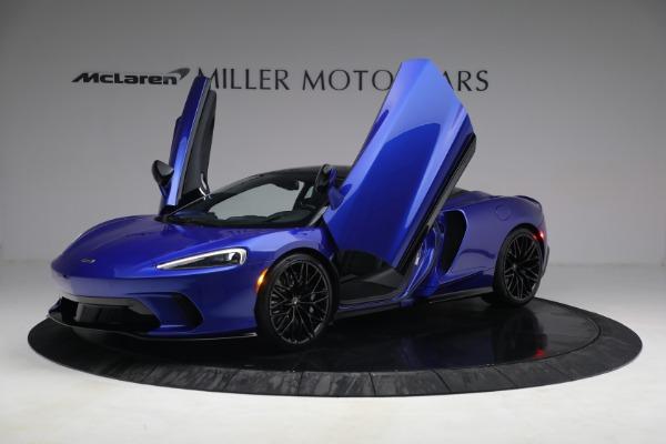 New 2022 McLaren GT Luxe for sale $228,080 at Alfa Romeo of Westport in Westport CT 06880 14
