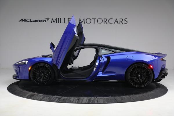 New 2022 McLaren GT Luxe for sale $228,080 at Alfa Romeo of Westport in Westport CT 06880 15