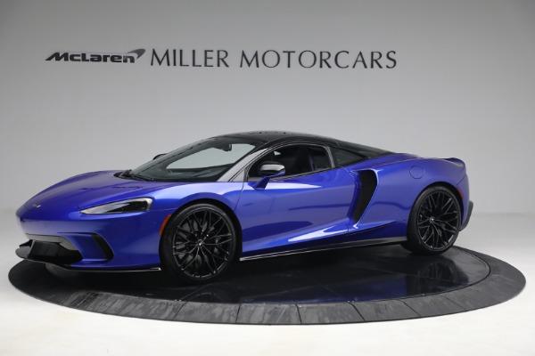 New 2022 McLaren GT Luxe for sale $228,080 at Alfa Romeo of Westport in Westport CT 06880 2
