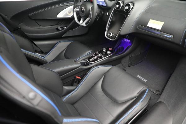 New 2022 McLaren GT Luxe for sale $228,080 at Alfa Romeo of Westport in Westport CT 06880 20