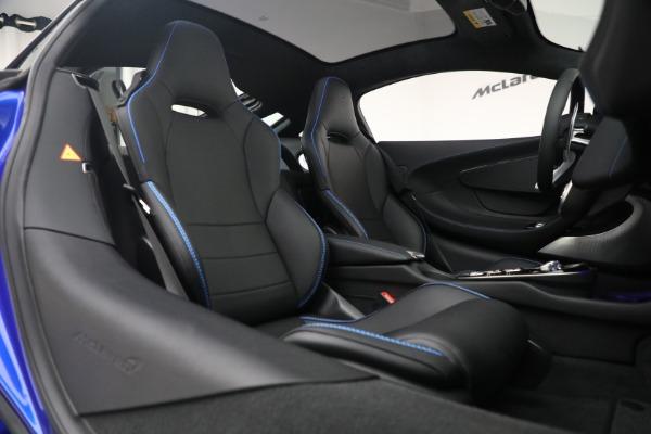 New 2022 McLaren GT Luxe for sale $228,080 at Alfa Romeo of Westport in Westport CT 06880 22