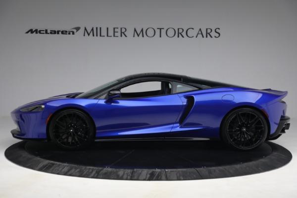 New 2022 McLaren GT Luxe for sale $228,080 at Alfa Romeo of Westport in Westport CT 06880 3