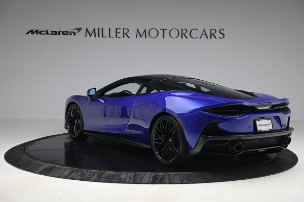 New 2022 McLaren GT Luxe for sale $228,080 at Alfa Romeo of Westport in Westport CT 06880 5