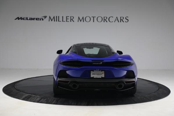 New 2022 McLaren GT Luxe for sale $228,080 at Alfa Romeo of Westport in Westport CT 06880 6