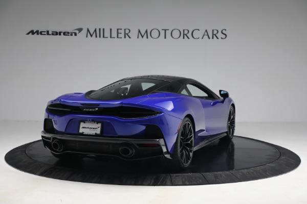New 2022 McLaren GT Luxe for sale $228,080 at Alfa Romeo of Westport in Westport CT 06880 7